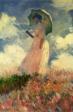 Claude Monet, who painted light.
