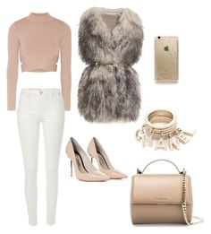"""""""Untitled #19"""" by jujujudididi-1 on Polyvore featuring beauty, Jonathan Simkhai, River Island, Sophia Webster, Givenchy, PINGHE and Rifle Paper Co"""