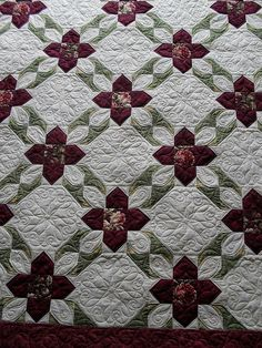 Really like this quilt pattern....would like to know what the pattern is called.