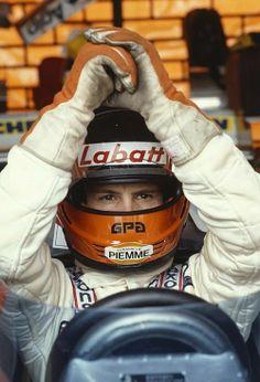Gilles Villeneuve 1980