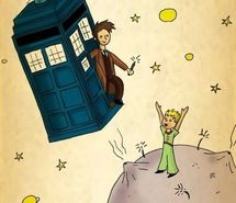 Inspiring picture book, doctor who, little prince. Resolution: 500x572. Find the picture to your taste!