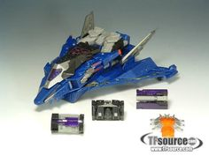 #transformer cybertron - soundwave - loose - 100% complete