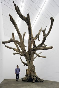 Ai Weiwei 'Tree', 2009-2010 Foto: © NOSHE (Boros Collection, Berlin)