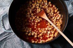 Victoria Granof's Pasta con Ceci recipe on Food52