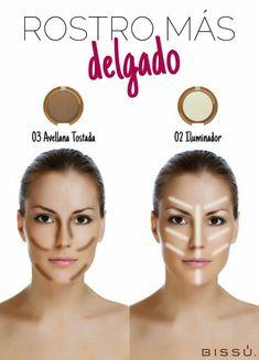 Magic Makeup Tips for the Perfect Makeup - Halloween Makeup Ideas . - Glänzende Make-up-Welt - Accesorios para Maquillaje Perfect Makeup, Love Makeup, Simple Makeup, Makeup Art, Makeup Looks, Contour Makeup, Skin Makeup, Zoeva, Silvester Make Up
