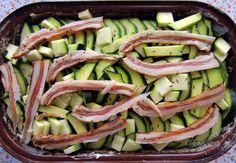 Zapekaná cuketa 1 • bonvivani.sk Tuna, Cucumber, Zucchini, Fish, Meat, Vegetables, Pisces, Vegetable Recipes, Veggies