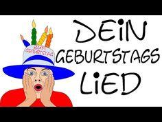 Dein geburtstagslied lustig deutsch - Happy Birthday song - YouTube