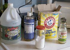 Homemade Liquid Dishwasher Detergent :)