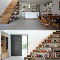 60 Under stairs storage ideas for small spaces - Pelfind
