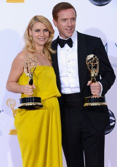 2012 Emmy Awards - Press, Backstage and Audience Photo Gallery