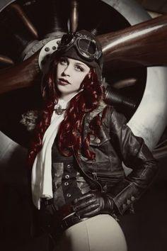 8bbd12e427d6a26a68ec07d8c9b18ab9--steampunk-girl-dieselpunk.jpg (400×600)
