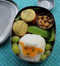 Sheep Rice Eco Lunchbox