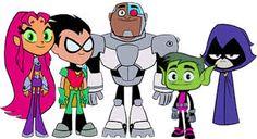 Resultado de imagen para los jovenes titanes personajes