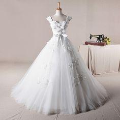 Vestido de tule estilo princesa * Puro charme.