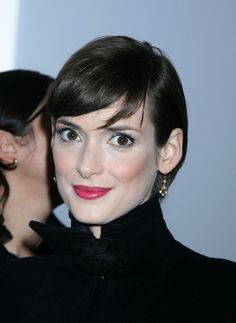 Pin for Later: 25 Photos That Prove Winona Ryder Hasn't Aged a Bit After 30 Years in Hollywood 2008