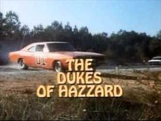 Dukes of Hazard theme, brings me right back to every Friday night, popcorn on the foldout couch. awwww