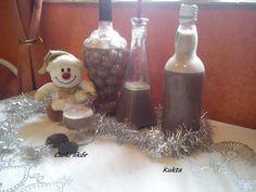 Csokilikőr házilag  Hozzávalók:  0.5 l tej 40 dkg cukor 1 csomag vaníliás cukor 15 dkg csokoládé 5 db tojássárgája 5 ek porcukor 5 dl vodka Elkészítés: