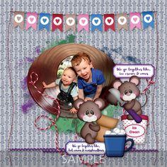 """CT layout made using Memory Mosaic's """"We Go Together"""". Scrapbooking Layouts, Scrapbook Pages, Digital Scrapbooking, Halloween Magic, We Go Together, Paint Shop, Layout Inspiration, Finding Joy"""