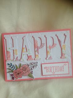 Stamping Every Day: Cake Soiree