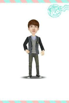 D.O EXO star pop