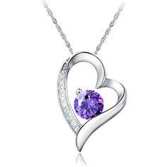Mignon Cristal Cheval Forme Pendentif Charme Collier Women/'s Fashion Jewelry