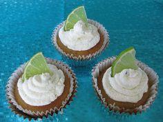 Mojito Cupcakes - Vegan