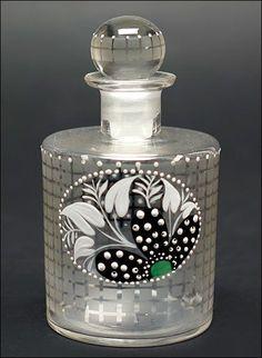 Czech Perfume, Cologne Bottle, Perfume Cologne