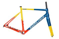 The Santa Cruz Stigmata is still to this day one of my favorite 'cross frames I've ever ridden and rightfully so. It's a rad bike and since its inception, has developed a well deserved cult-like fol...