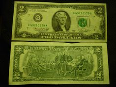 2 Dollar Bill Value, Penny Values, Old Coins Value, Rare Pennies, Old Coins Worth Money, Valuable Coins, Two Dollars, Coin Worth, Coin Values