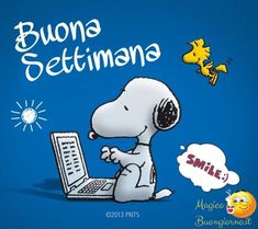 Immagini da scaricare gratis belle per whatsapp | MagicoBuongiorno.it Good Morning Sunshine, Good Morning Good Night, Peanuts Snoopy, Happy Day, Animals And Pets, Humor, Funny, Cards, Fictional Characters