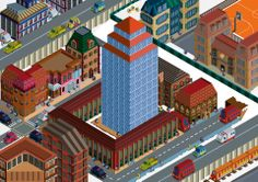 My City ( illustrator )