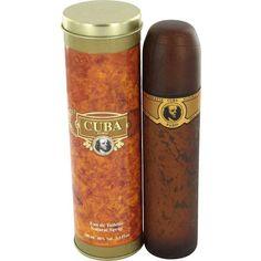 Cuba Gold 3.4 oz for men