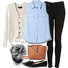 """""""Allison Inspired Outfit with Requested Shirt"""" by veterization on Polyvore"""
