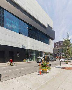 Lois & Richard Rosenthal Center for Contemporary Art, Cincinnati, Ohio.