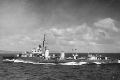 May 24th Focus: HMS Faulknor. She went west into the Atlantic to chase the Bismarck in May, 1941 and escorted convoys and acted against blockade runners in the Bay of Biscay.