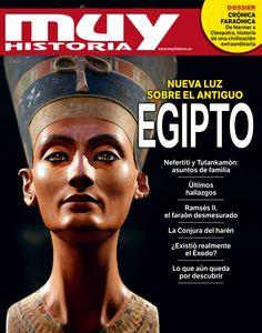 Muy #Historia 68. Nueva luz sobre el Antoguo #Egipto.