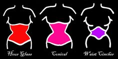 Types Of Corsets - Part One
