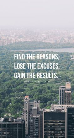 Find the reasons, lose the excuses, gain the results. Head over to www.V3Apparel.com/MadeToMotivate to download this wallpaper and many more for motivation on the go! / Fitness Motivation / Workout Quotes / Gym Inspiration / Motivational Quotes / Motivation