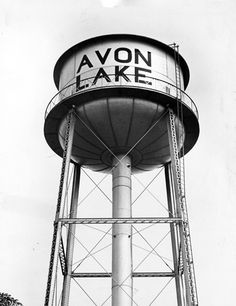 Avon Lake Municipal Water Tank