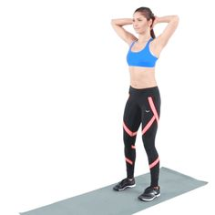 Relieve Lower Back Pain With These 11 Exercise Moves - Site Title Abs Workout For Women, Ab Workout At Home, Workout For Beginners, Standing Ab Exercises, Standing Abs, Exercise Moves, Stretching, Best Abdominal Exercises, Top Abs