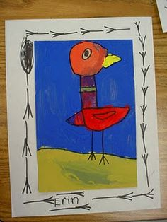 Don't Let the Pigeon Drive the Bus! Check this website out for great kindergarten projects