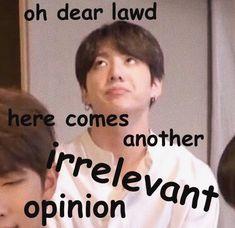 Namjoon, Taehyung, Seokjin, Memes Humor, New Memes, Jokes, True Memes, Funny Humor, Bts Memes Hilarious