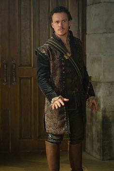 Reign, season 3, episode 9, 《 Wedlock 》. Gideon.