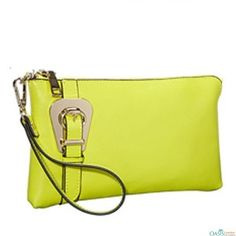 Pick top quality Soft Neon Lime Clutch and Evening Bag With Side Sling on  wholesale from the stunning collection at Oasis Leather 65204b1130142