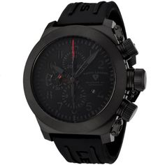 Swiss Legend Mens 1101-BB-01 Militare No1 Collection Automatic Chronograph Black Rubber Watch with Winder $1360.00 as of 11/20/12 price and availability subject to change wtihout notice.