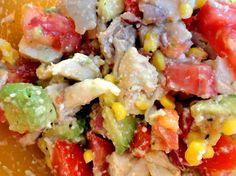 Corn Salad with Queso Fresco