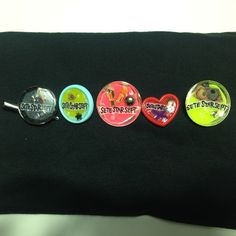 SETE STAR SEPT hand made button http://shop.7s7.org/merch/sete-star-sept-hand-made-pin-button