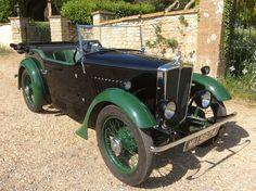 1932 Morris 8 Calshot