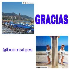 Repost de agradecimiento a @boomsitges por escoger 2 de mis fotos para su Galería!! #diariodeuninstagramer