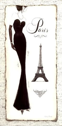 Paris is always a good idea...